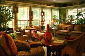 Butterfly Creek Living Area